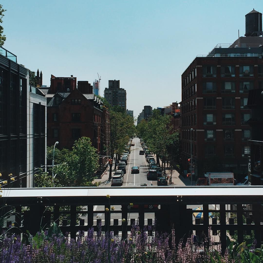 Still Walking the Highline